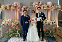 Host-ing Wedding ceremony of Donny & Angel by Ws Entertainment