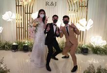 Host-ing Wedding Ceremony of Reynaldy & Jenifer by Ws Entertainment