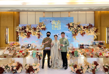 Host-ing Sangjit Ceremony Of Bryan & Stephanie  by Ws Entertainment