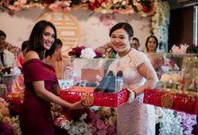 Kresna & Winda Sangjit by Boosthampers Sangjit Seserahan Bali