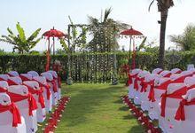 Villa Shalimar by SilverBell Florist & Decoration
