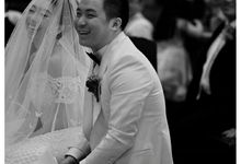 The Wedding Of Tom & Angel by David Entertainment