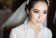 Wedding in Central Jakarta by Adeline Makeup