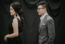 Andrew and Evelyna Prewedding by Roselle Atelier