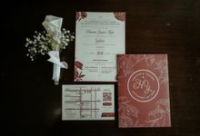Harison & Yuliana Wedding by WS Photography