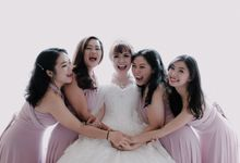 Hengky & Nelly Wedding by WS Photography