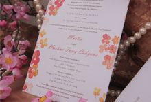 Water Color Theme by Grande Gracias Invitations