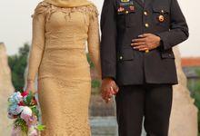 Police Conceptual Prewedding by Meemotret