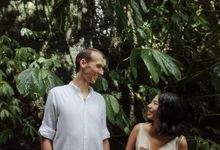 Wouter & Nandya Couple Session by Sincera