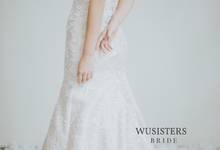 WuSisters Bride Lookbook by WuSisters by Vero Wu