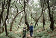 Prewedding Aldrich & Jessica by WuSisters by Vero Wu