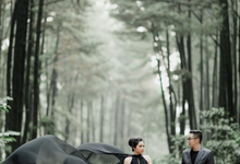 Prewedding Bride to be Marcella & Alvin by WuSisters by Vero Wu