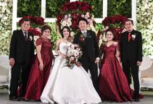 Wedding Endru & Stella by WuSisters by Vero Wu