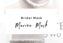 Bridal Mask by WuSisters by Vero Wu