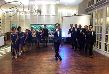 Wedding Of Silvia & Rob by Erwin Wong Entertainment
