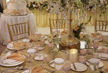 Wedding Reception on 29 April 2017 by Hotel Gran Mahakam