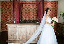 Mr.Jean Lavollèe & Ms.Diann Pradipta Wedding by MONIKA WEBER Home of Fashion