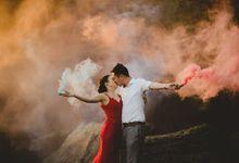 JOHN & JOANA ENGAGEMENT by asaduaphotography