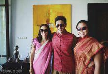 Sadhvi and Fredrik by Easy Indonesia Weddings