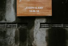 The Wedding of Joseph  & Amy by Bali Yes Florist