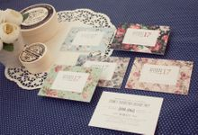 Vintage Floral by The Paper & Ink