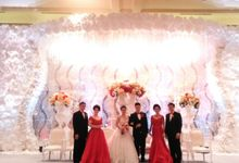 The Wedding Of Albert & Stephanie, 19 March 2017 by David Entertainment