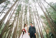 The Wedding of Wykit & Jin Yin by Fabulous Moments