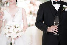 Wedding Of Wynn & Nadia by Eugene & Friends
