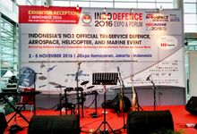 INDO DEFENCE 2016 EXPO & FORUM AT J.I.EXPO KEMAYOR by Josh & Friends Entertainment