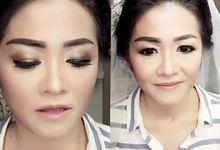 Wedding MakeUp N SulamAlis by Weiching Bridal Make Up