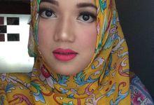 Muslimah Makeup by Abidahemasmakeup