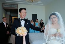 Wedding Of Alex And Griselda by Leonard Pictures