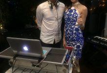 Miss Indonesia 2016's Birthday Bash by DJ Perpi