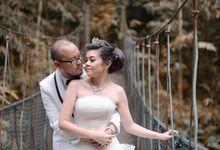 prewedding of AGUS + GIZCA by OPTIMA | photo video