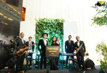 The Wedding of Andre & Linda by TAMAN MUSIC ENTERTAINMENT