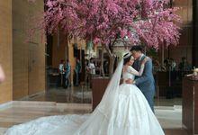 The Wedding Of Yong & Sherly by Yumi Katsura Signature