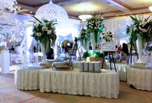 Adiezty Fersa & Gilang Dirga Wedding by Alfabet Catering
