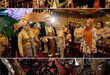 Candra n Maka edding ceremony by MAKAiO.Co