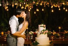 Intimate Wedding by Tefillah Wedding