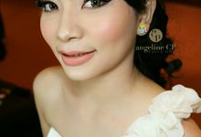 Ageng And Mella's Bridesmaid by Angeline CP Makeup Artist