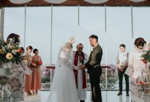 Wedding at Four Points Ungasan by Bali Epic Productions