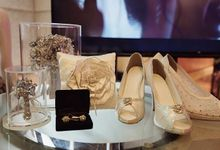 M Hotel Wedding Showcase September 2016 by Blackaccessories - specialises in Crystal Bouquet