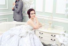PreWedding Makeup for Hardy & Anne by Makeup by Maya Kusumadewi