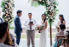 The Wedding of Anna & Jason - part 1 by Villa Vedas