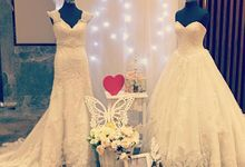 Hilton Wedding Showcase On 30th October by La Belle Couture Weddings Pte Ltd