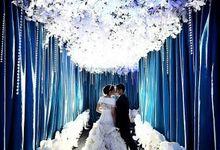 Steven & Cynthia wedding by Dodo Liu Wedding Organizer