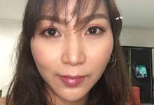 Makeup For Mrs.Yuana by Amandapuspamakeup
