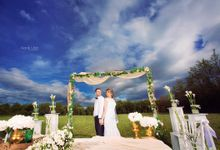 Arbnora  & Ronit's wedding by granddecor
