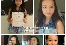 Hair and Make-up courses by Meicen Professional Makeup Artist