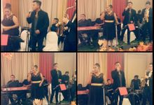 Alma & David Wedding by Simply Fresh Band